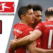 Bayern Munich impressed with a 5-1 win as Lewandowski and Gnabry scored doubles.(Opinion)