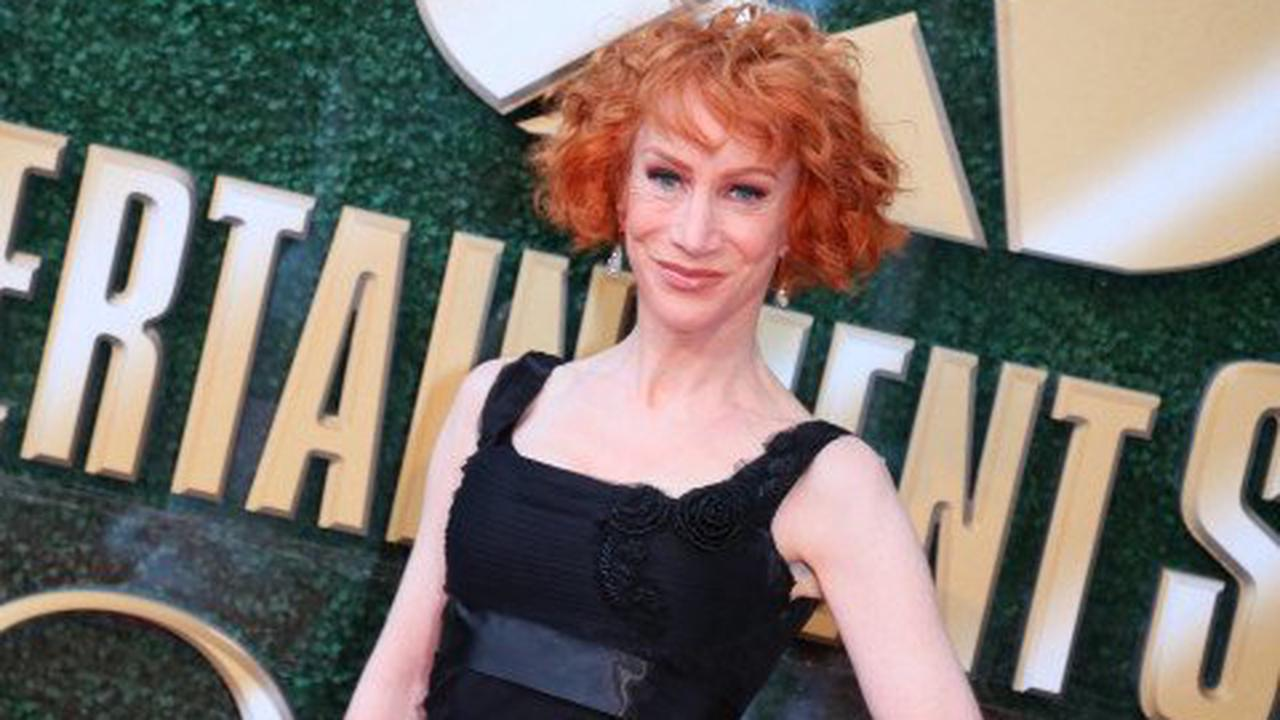 Kathy Griffin 'fears drugs and addiction more than cancer'