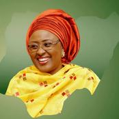 Mixed reactions after Aisha Buhari spoke online for the first time in more than four months