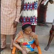 After an Igbo traditionalist forgave Ada Jesus for what she did, See the life changing favour she got