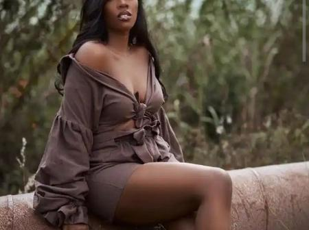 Pretty photos of Nigerian singer, Tiwa Savage