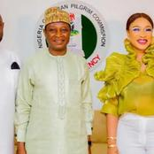 Tonto Dikeh  reacts after NCPC denied her ambassadorial appointment
