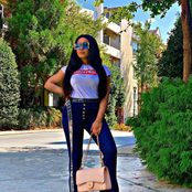 BBNaija Season3 Star, Nina Ivy Feeling Happy After Khloe Kardashian Reacted To Her Post On Instagram
