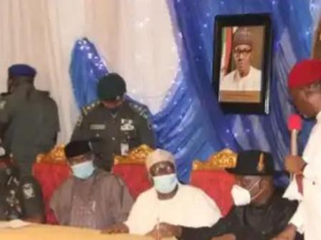 Rivers Summit: Amaechi Absent As South-South Governors Demand Restructuring.
