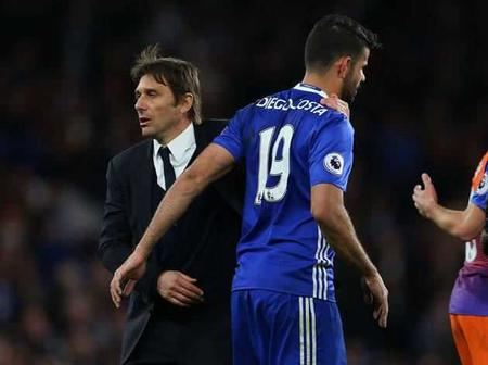 Read what Antonio Conte said in his first interview on his two years at Chelsea