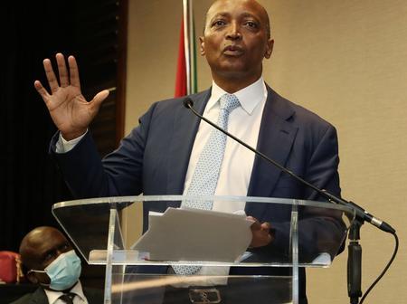 SA's Billionaire Patrice Motsepe Breaks Record, Becomes CAF President