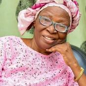 'Odun N Lo Sopin' Singer, Mama Fasoyin, Celebrates Her Birthday