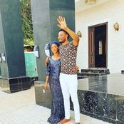 Reaping The Fruit Of Her Labour, Nigerian Prophet Reportedly Builds His Mother A Mansion (Photos)