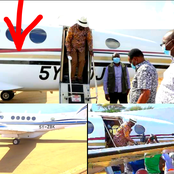 Owners Of The Private Jets Used By Raila And His Team As They Travelled To Taita Taveta [Photos]