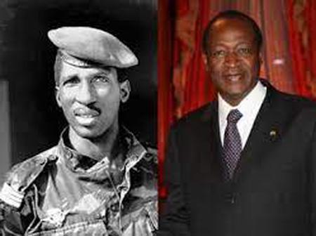 After 34 years Thomas Sankara gets justice after being killed by his friend and ex president