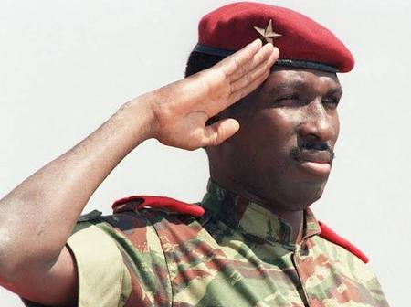 How Thomas Sankara Was Murdered By Blaise Campaore, Charles Taylor, France, and America