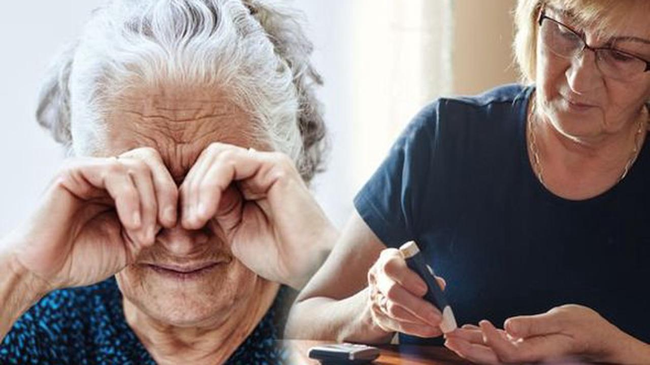 Type 2 diabetes: Blurred vision and floaters in the eyes are signs of high blood sugar