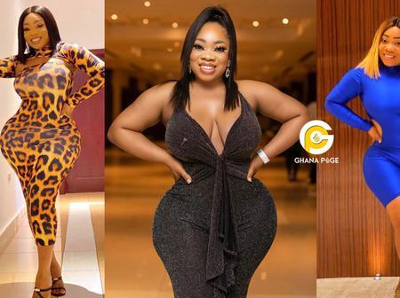 Top 5 Slay Queens In Ghana.