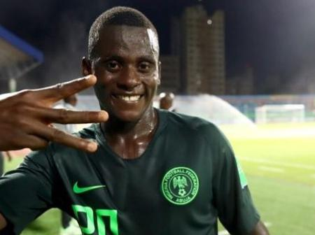 All Eyes on Him: 6 big-guns chase after Nigeria's youngster Ibrahim Said