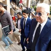 محكمة القضاء الإدارى تصدر قرارًا بدعوى منع مرتضى منصور من الظهور بوسائل الإعلام