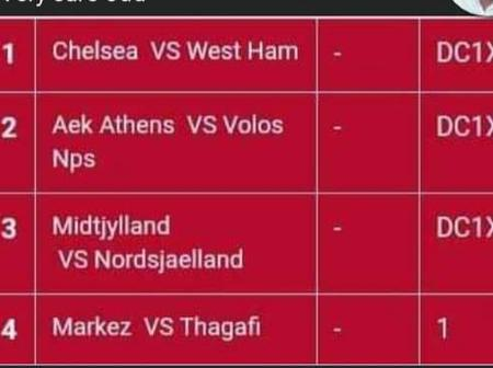 Best Soccer Predictions with 80.97Odds to Bank Tonight