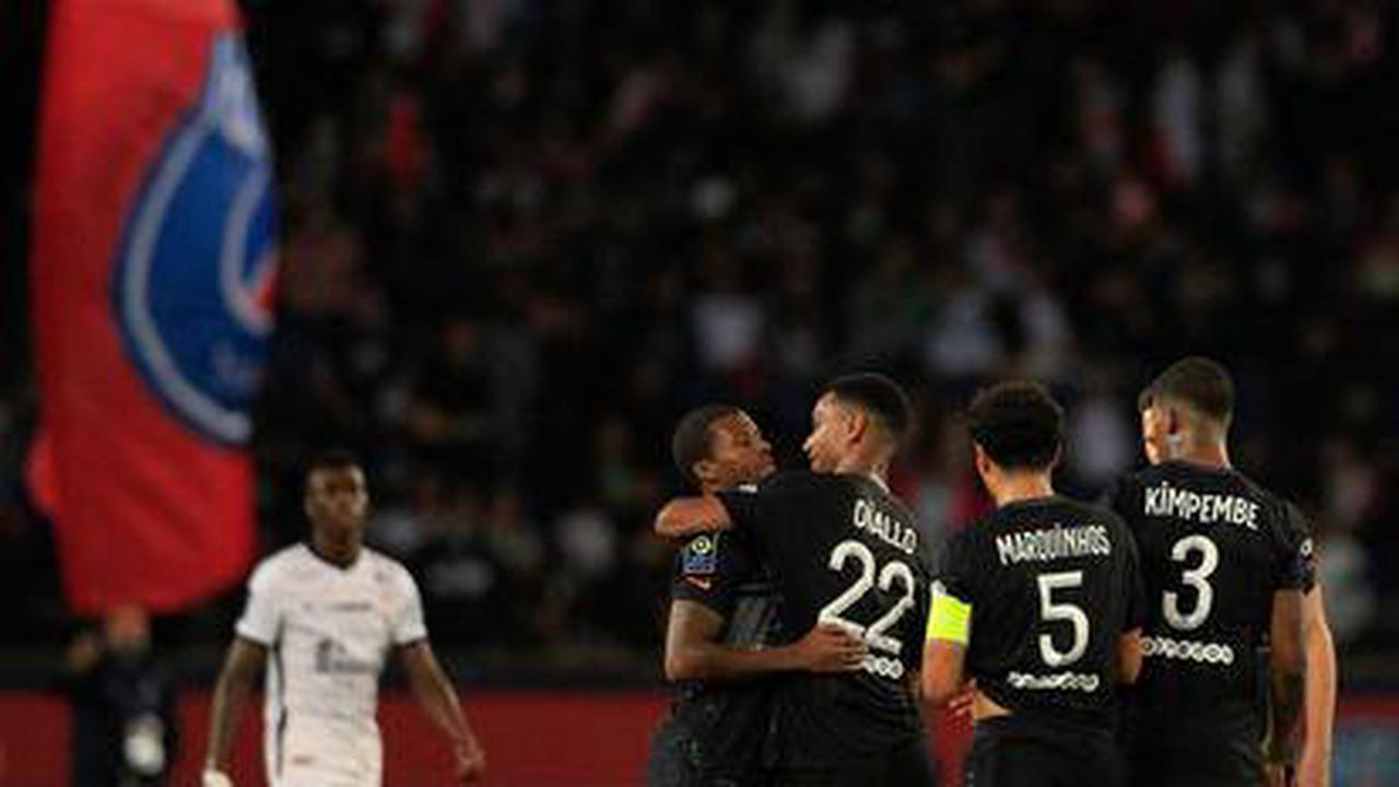 PSG: le grand huit face à Montpellier pour faire le plein de confiance avant City