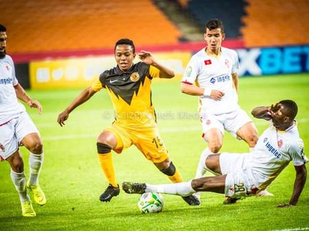 9 Men Chiefs Beat Waydad To Keep Their Champions League Hopes Alive