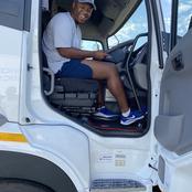 Boss move|Dj Sheemza invests in logistics