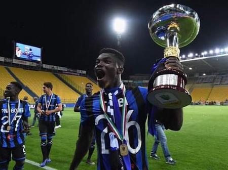 Sad: Young Footballer Looses Life After Winning Trophy With Atalanta