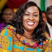 Netizens React As Hawa Koomson Wins Parliamentary Approval And Becomes The Minister Of Fisheries
