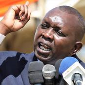 Oscar Sudi In Trouble After Police Invaded Hotel Rooms Searching For Him