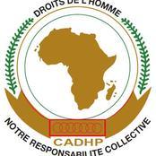 Le désamour de la CADHP par les Etats africains