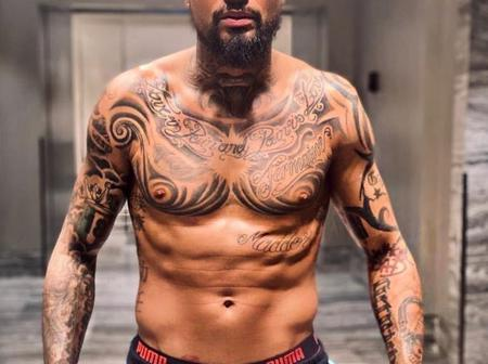 The meaning of the tattoos on the body of Kevin Prince Boateng