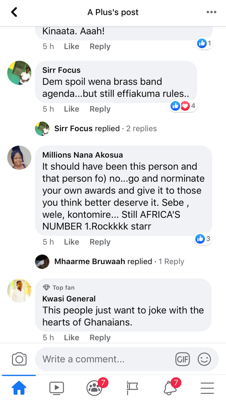 50f20b82c8fbd3fb691b026a3f6a94b1?quality=uhq&resize=720 - Mixed Reactions On Social Media After Kuami Eugene Wins Artist Of The Year @ VGMA21