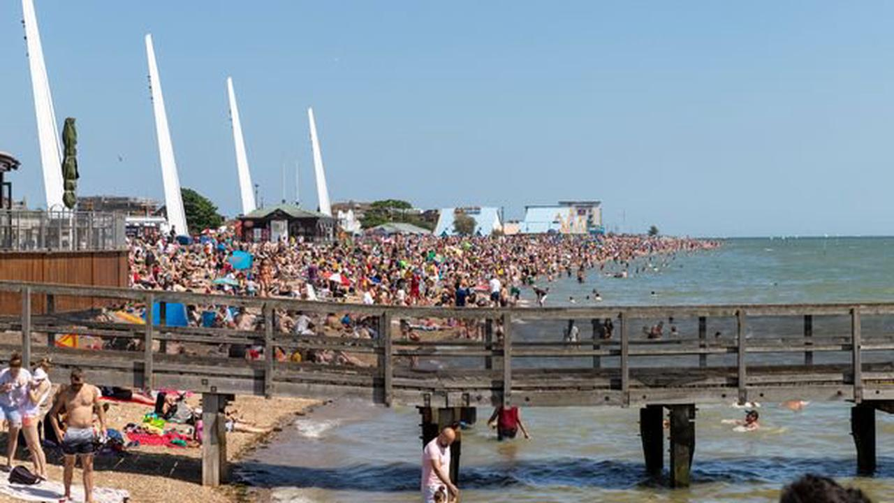 Weather forecast in each part of Essex for August bank holiday
