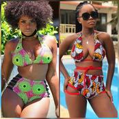 25 Ankara Fashion Swimwear Styles That Will Make You Look Different