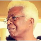 Check Out More Photos Of The Veteran Nollywood Actor That Died Today