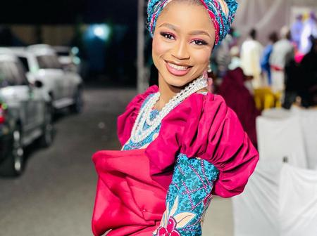 Check out Gorgeous Pictures of Maryam Yahaya