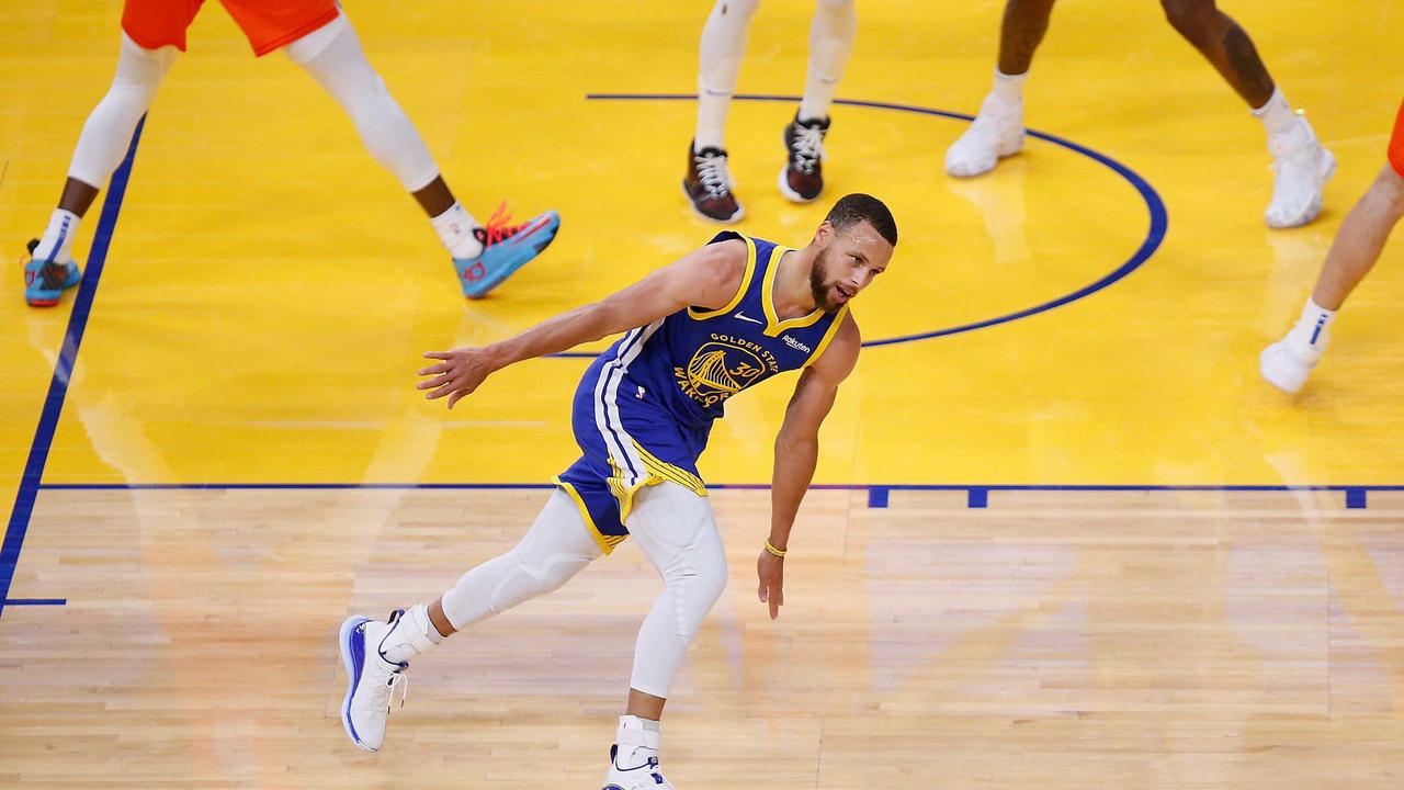 Curry skips Olympic gold, makes right call putting rest, the Warriors first