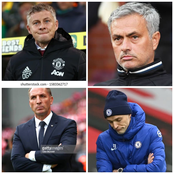 EPL: Winner Of The Premier League Manager Of The Month February Is Finally Revealed (PHOTOS)
