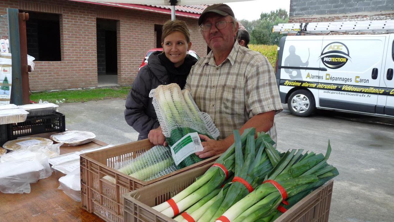 Wandignies-Hamage : dimanche, c'est la 10e édition de la fête du Poireau