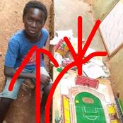 Gifted Hands: See What This Ghanaian Boy Designed That Went Viral On Facebook