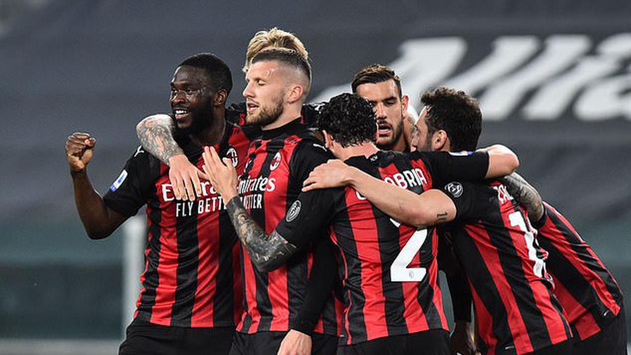 Juventus 0-3 AC Milan: Ante Rebic scores stunner as visitors leapfrog Andrea Pirlo's side in the table with huge win and put major dent in Old Lady's hopes of qualifying for next season's Champions League