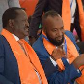 ODM Leader Raila And Joho Set To Meet In Mombasa Tomorrow