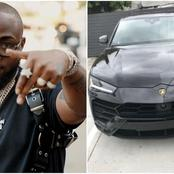 Which one of Davido Cars do you want (See Pictures)