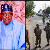 Shoot Anyone Seen With AK-47- President Buhari Orders Security Forces