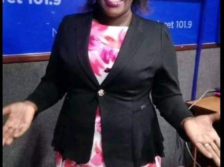 Ex-Kameme FM Presenter Wamucii Kinyari Shares Cryptic Message, Days After Resigning from the Station