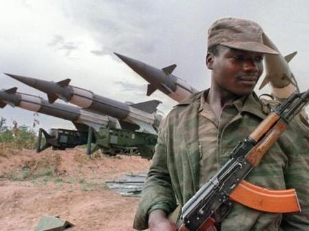 5 Countries With Powerful militaries In Africa