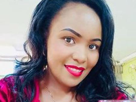 Congratulations: Muthee Kiengei's Ex Wife Finally Gets Engaged (Photo)