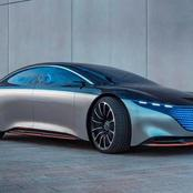 Watch : Mercedes Going Electric Sooner Than Expected
