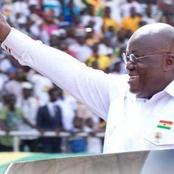 Good News for All Ghanaians - President Akufo-Addo Has Done It Again