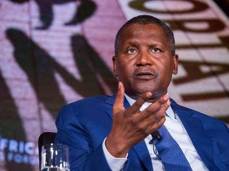 Everything that you need to know about the richest man in Africa