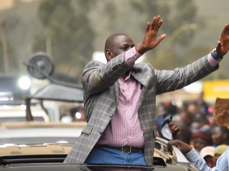 DP Ruto Breaks Silence on his Recent Troubles in Jubilee Party