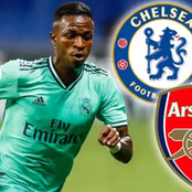 Arsenal and Chelsea enter race to sign Madrid star.