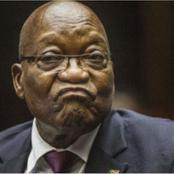 Just In  Zuma Tells Mogoeng He Is 'Resigned To Being A Prisoner Of The Constitutional Court'